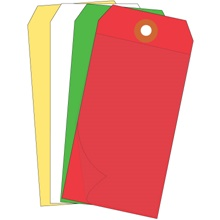 Self-Laminating Tags